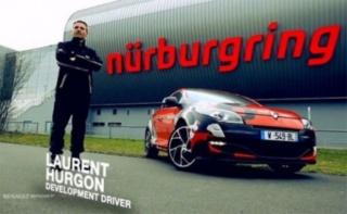 Megane RS Nurburgring