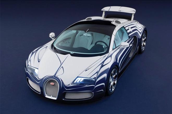 Veyron od porculana