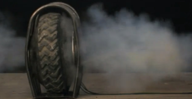 Pucanje gume