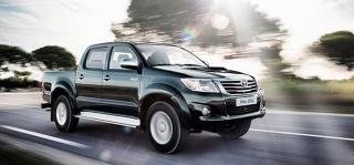 Obnovljena Toyota Hilux