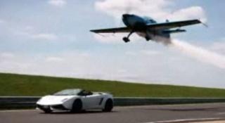 Je li Gallardo GP570-4  brži od aviona?!