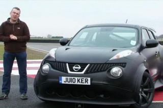 Nissan GT-R protiv Jukea-R!