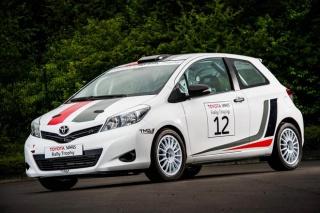 Toyota predstavila Yaris WRC