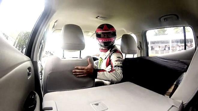 Nissan Leaf je najbrži u vožnji unatrag