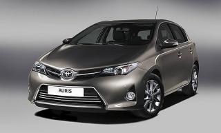 Nova Toyota Auris u Hrvatskoj tijekom prvog kvartala 2013.