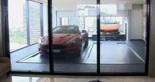 Parkirajte svoj automobil pored vlastitog penthousea!