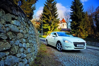 Test: Peugeot 508 Allure HDI 163