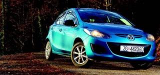 Test: Mazda 2 1.3 CE Pro