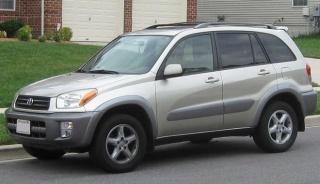 Kupio bih Toyotu RAV4 1.8 iz 2001.