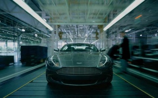 Toyota kupuje Aston Martin?