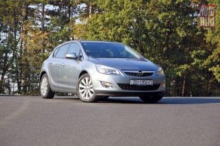 Test - Opel Astra 1,7 DTS