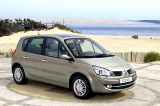 Problemi s kočnicom Renault Scenica