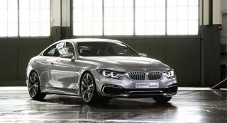 BMW predstavio koncept serije 4