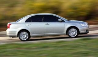 Kakva je rabljena Toyota Avensis 2.2 D-4D?