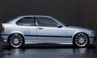 BMW 318 ti Compact na plin radi neravnomjerno