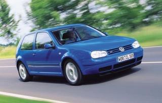 Struganje kočnica na Volkswagen Golfu 1.9 TDI iz 1997.