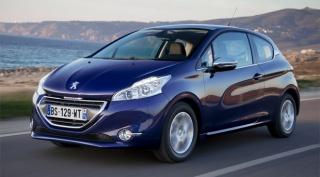 Peugeot 208 osvojio Zlatni volan izbora za HR auto 2013