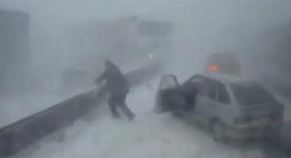 Ovako se ne vozi u magli