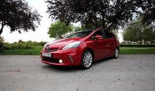 Test:Toyota Prius Plus 1.8 VVT-i