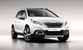 Predstavljen Peugeot 2008 - novi urbani crossover