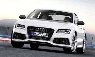 Svjetska premijera: Audi RS 7 Sportback