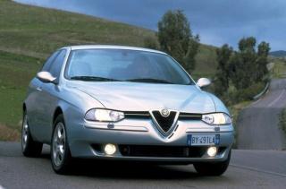 Problemi s Alfa Romeom 156