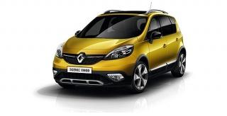 Renault u Ženevi predstavlja Scenic Xmod