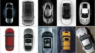 Možete li pogoditi ovih 10 automobila iz 'ptičje' perspektive?