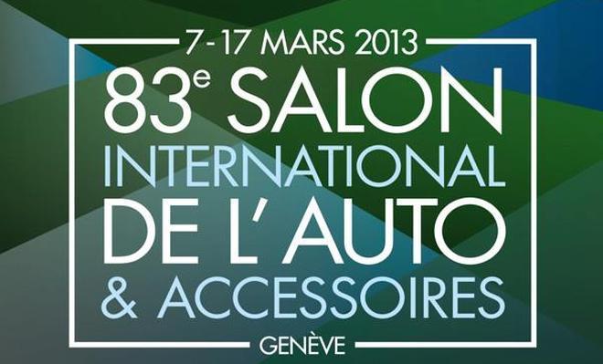 83. međunarodni salon automobila u Ženevi, 2013.