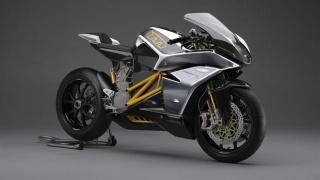 Što kažete na električni sportski motocikl?