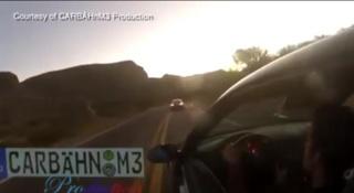 Nevjerojatna snimka: BMW-om sletio niz liticu i čudom ostao živ