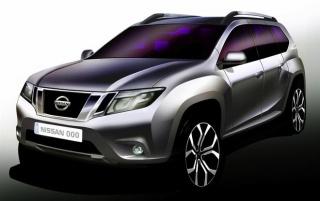 Ovako će izgledati Nissanova verzija Dacie Duster