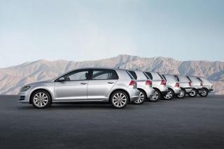 Volkswagen slavi 30-milijunti Golf