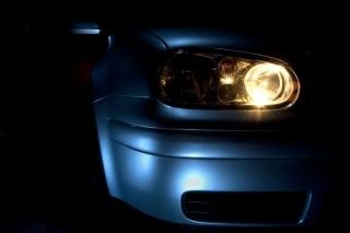 Sudionik prometne nesreće nije imao upaljena svjetla
