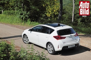 Toyota Auris 2,0 D-4D Sport