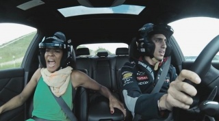 Biste li i vi vrištali dok su za volanom Vettel ili Buemi?