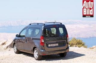 Dacia Dokker 1,5 dCi - pouzdani radni konj