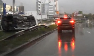 Chevrolet Camaro protiv akvaplaninga - 0:1