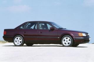 Audi A 100 s ugrađenim plinom neće upaliti