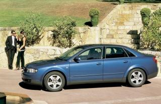 Audi A4 gubi snagu