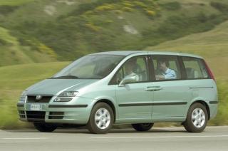 Kada treba mijenjati zamijenjeni zupčasti remen na Fiat Ulysse?