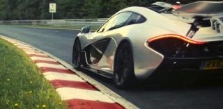 McLaren P1 pokorio Nurburgring za manje od 7 minuta!