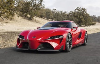 Toyota predstavlja 'FT-1' Coupe koncept