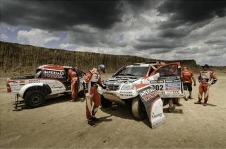 Reli Dakar 2014.