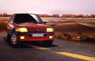 Peugeot 205 GTi obilježava svoju tridesetu godišnjicu