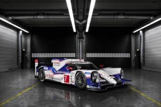 TS040 Hybrid - za novo doba Toyote Racing