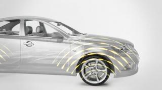 Pametna Dunlopova guma omogućava komunikaciju s automobilom