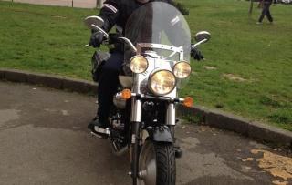 Ugradnja dodatnih svjetala na motocikl