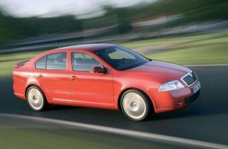 Škoda Octavia 1.9tdi servis na 135.000km
