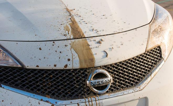 Nissan razvio boju koja se sama čisti